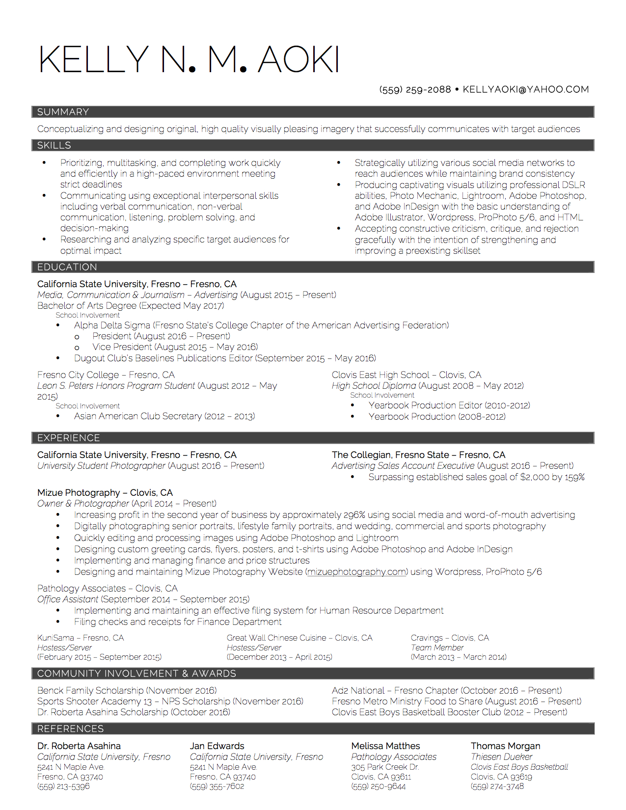 entry level accounting resume cover letter resume cover
